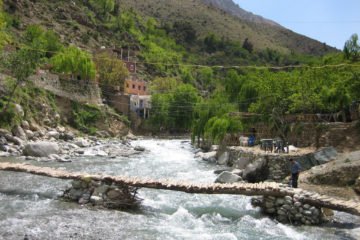 Marrakech waterfall tour
