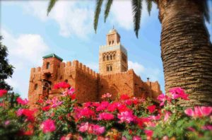 Kelaa-M'gouna-Morocco-Desert-Tours-300x198 3 Days Tour from Fes to Marrakech