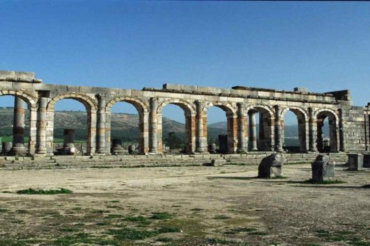 volubilis-002-531x354 Intrepid Morocco