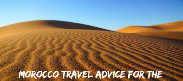 Morocco travel advice
