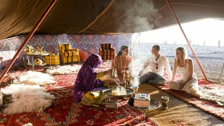 taghazout-berber-tent-paradise-plage-w460h260 & taghazout-berber-tent-paradise-plage-w460h260 - Intrepid Morocco -