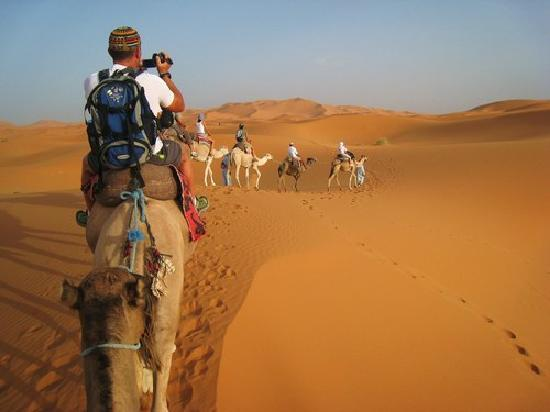 morocco-travel-routes From Casablanca
