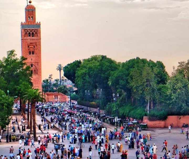 Morocco best cities